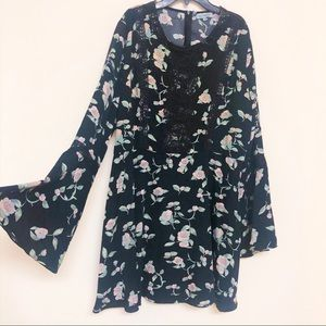 ASOS Alice and You floral dress